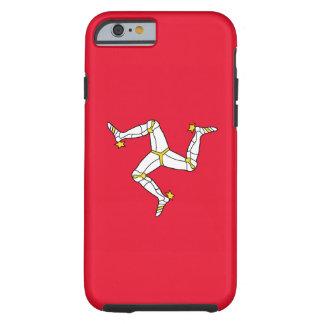 Isle of Man – Manx Flag Tough iPhone 6 Case