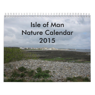 Isle of Man Nature Calendar 2015