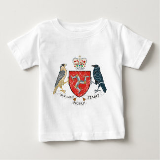 Isle Of Mann Coat Of Arms Infant T-shirt