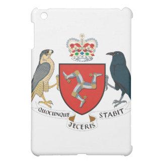 Isle Of Mann Coat Of Arms iPad Mini Covers
