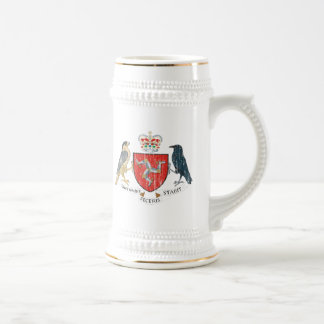 Isle Of Mann Coat Of Arms Coffee Mug