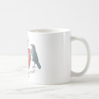 Isle Of Mann Coat Of Arms Mug