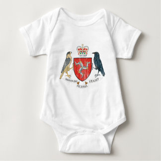 Isle Of Mann Coat Of Arms T-shirt