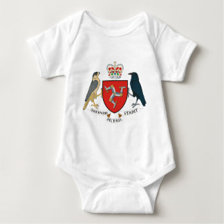 Isle Of Mann Coat Of Arms T Shirt