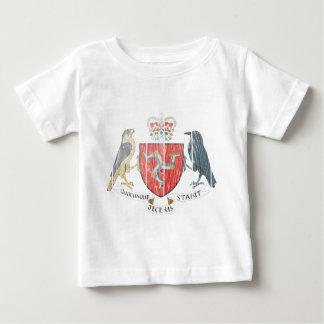 Isle Of Mann Coat Of Arms Tee Shirt