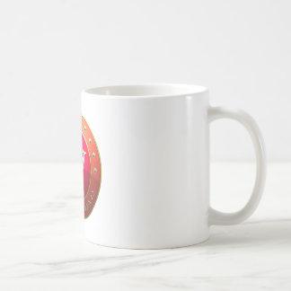Isle of mann flag shield mug