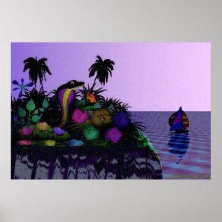 Isle of Naja Poster