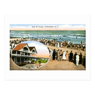 Isle of Palms, Charleston, South Carolina Postcard