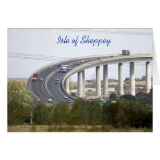 Isle of Sheppey Card