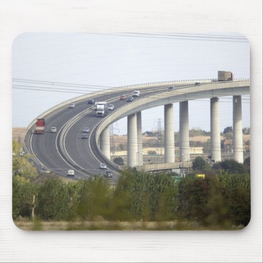 Isle of Sheppey Mouse Pad