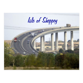 Isle of Sheppey Post Card