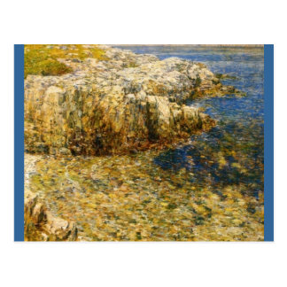 Isle Of Shoals by Frederick Childe Hassam Postcard