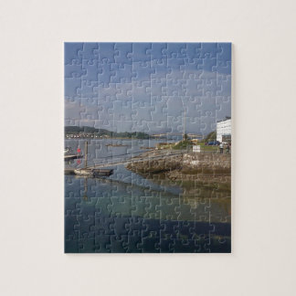 Isle of Skye from Kyle of Lochalsh Jigsaw Puzzle