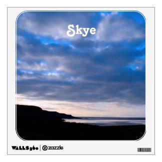 Isle of Skye Wall Decal