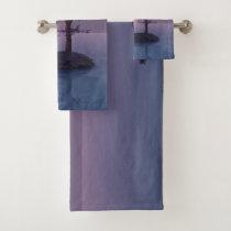 Isle of Wanderers Bath Towel Set