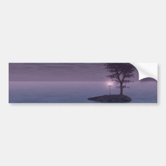 Isle of Wanderers Bumper Sticker