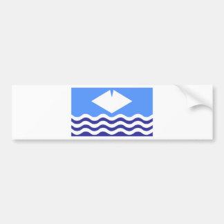 Isle of Wight Car Bumper Sticker