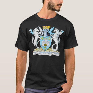 Isle of Wight Coat of Arms T-Shirt
