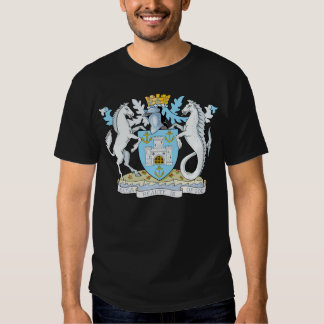 Isle of Wight Coat of Arms Tee Shirt