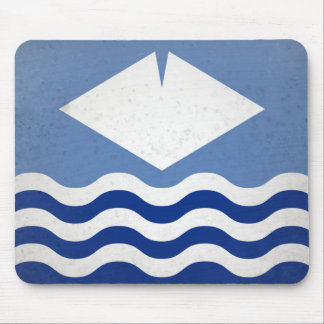 Isle of Wight Mouse Pad