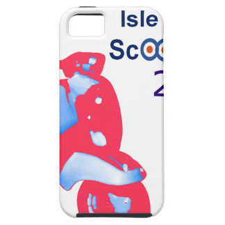 Isle of Wight Scooter Rally 2017 iPhone SE/5/5s Case