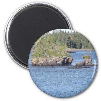 isle royale laborday weekend 2012 133.JPG Refrigerator Magnet