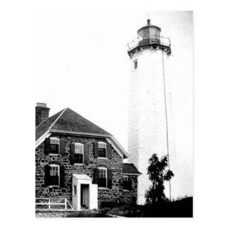 Isle Royale Lighthouse Postcards
