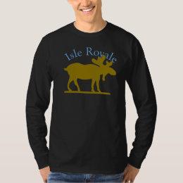 Isle Royale Moose T-Shirt