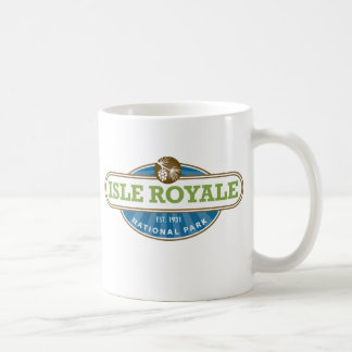 Isle Royale National Park - Michigan Coffee Mug