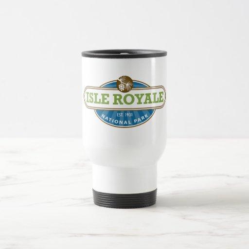 Isle Royale National Park - Michigan Mug
