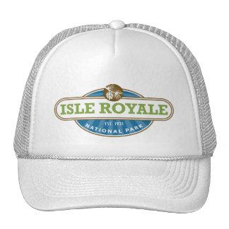 Isle Royale National Park - Michigan Trucker Hat