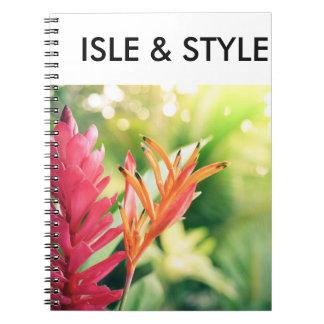 Isle & Style Notebook