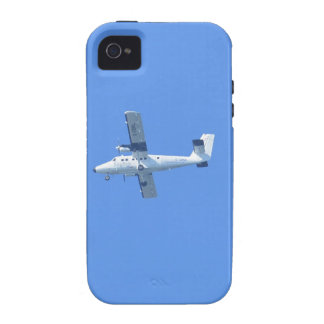Isles Of Scilly Skybus iPhone 4/4S Covers