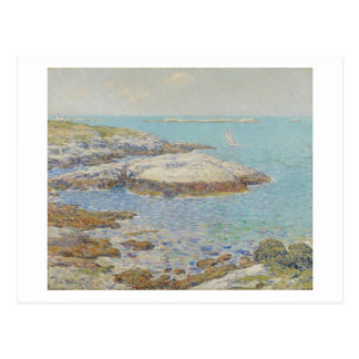 Isles of Shoals, 1899 (oil on canvas) Postcard