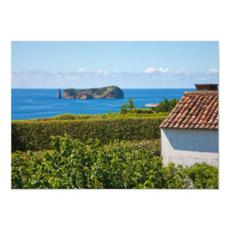 Islet in Azores Card