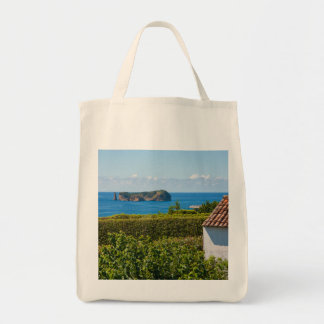 Islet in Azores Tote Bag