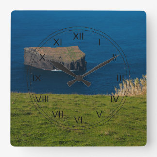 Islet in the Azores Wallclocks