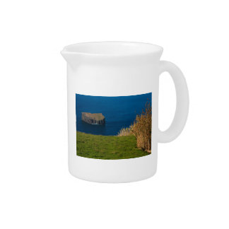 Islet in the Azores Drink Pitcher
