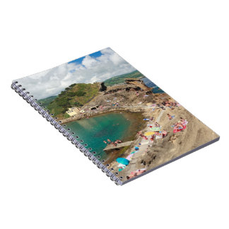 Islet in the Azores Notebook
