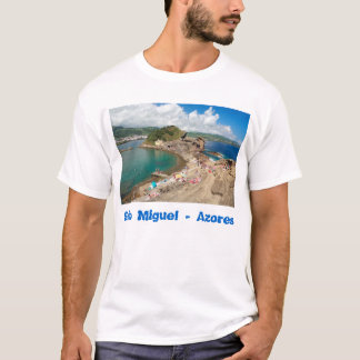 Islet in the Azores T-Shirt
