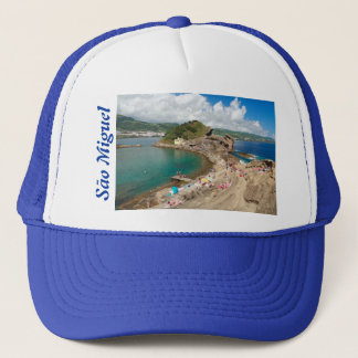 Islet in the Azores Trucker Hat