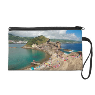 Islet in the Azores Wristlet Purse