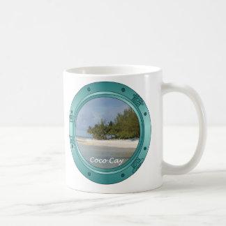 Isleta de los Cocos Bahamas Tazas De Café
