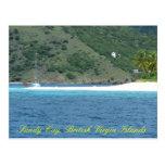 Isleta de Sandy del velero @ Tarjetas Postales