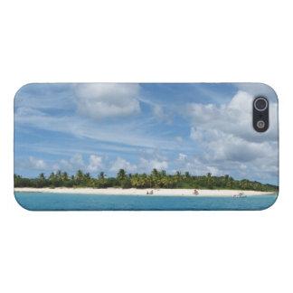 Isleta de Sandy iPhone 5 Funda