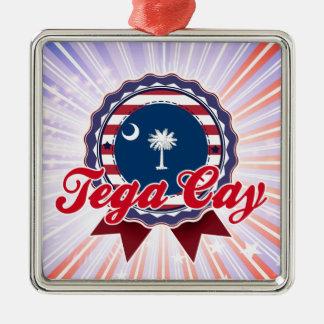 Isleta de Tega, SC Ornamento Para Arbol De Navidad