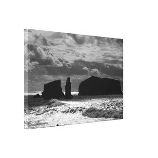 Islets Canvas Print