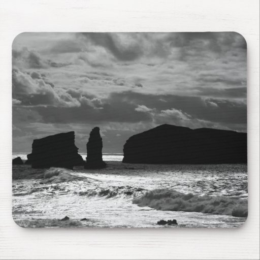 Islets Mouse Pad