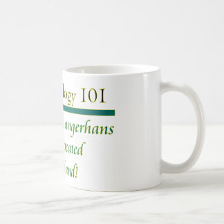Islets of Langerhans Classic White Coffee Mug
