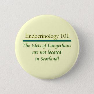 Islets of Langerhans Pinback Button
